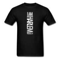 I AM HARLEM  T-Shirt - black