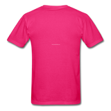 Take Em Up Town 2 The Polo Grounds  (DJ RON G) T-Shirt - fuchsia