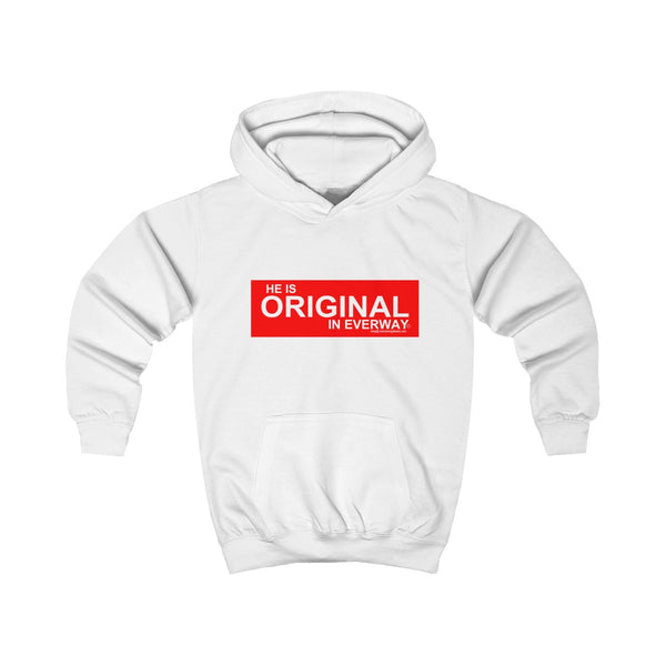 HE IS ORIGINAL (CHILDRENS) Hoodie