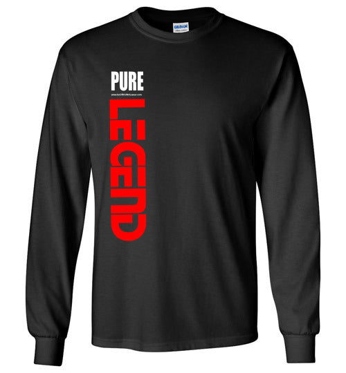 PURE LEGEND Long Sleeve T-Shirt