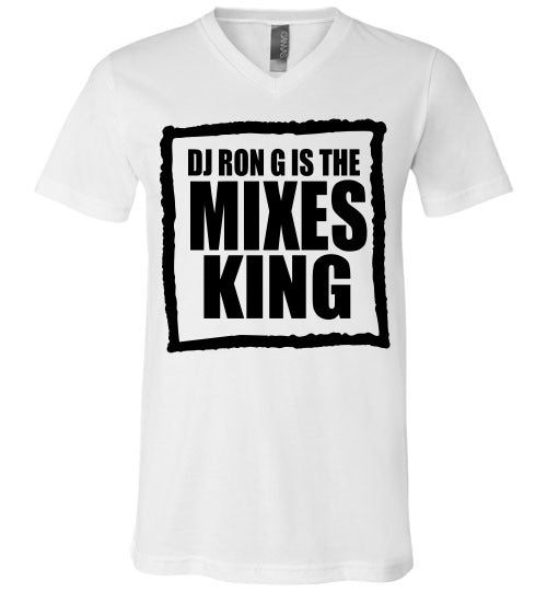 DJ RON G IS THE MIXES KING