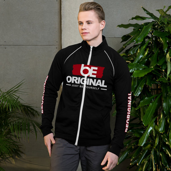 BE ORIGINAL Fleece Jacket