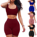 Women's Two Piece Slim Set