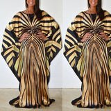 African Dashiki  Casual Dress
