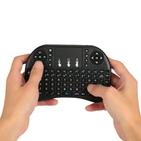 Wireless Keyboard Touchpad