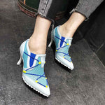 Women Pumps Shoes Mesh Surface Breathable  Shoes