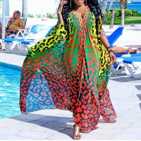 African Women Long Dresses