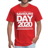 SAVIOURS DAY 2020 T-Shirt - red