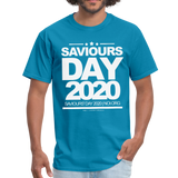 SAVIOURS DAY 2020 T-Shirt - turquoise