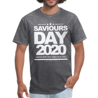 SAVIOURS DAY 2020 T-Shirt - mineral charcoal gray