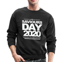 SAVIOURS DAY 2020 Crewneck Sweatshirt - black