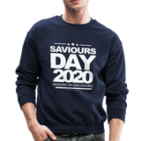 SAVIOURS DAY 2020 Crewneck Sweatshirt - navy