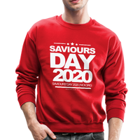 SAVIOURS DAY 2020 Crewneck Sweatshirt - red