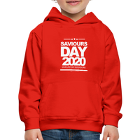 SAVIOURS DAY 2020 CHILDRENS' Premium Hoodie - red