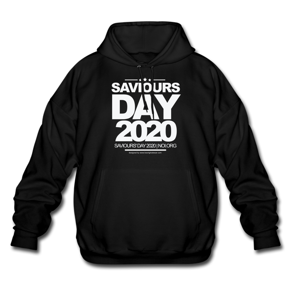SAVIOURS DAY 2020 Big & Tall Hoodie - black