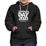 SAVIOURS DAY 2020 Women's Premium Hoodie - black