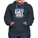 SAVIOURS DAY 2020 Women's Premium Hoodie - navy