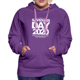 SAVIOURS DAY 2020 Women's Premium Hoodie - purple