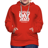 SAVIOURS DAY 2020 Women's Premium Hoodie - red
