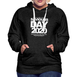 SAVIOURS DAY 2020 Women's Premium Hoodie - charcoal gray