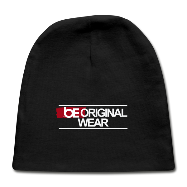 BE ORIGINAL WEAR Baby Cap - black