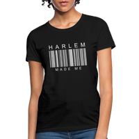 HARLEM MADE ME Women's T-Shirt - black