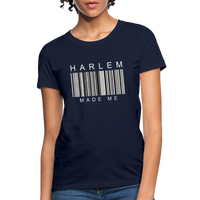HARLEM MADE ME Women's T-Shirt - navy