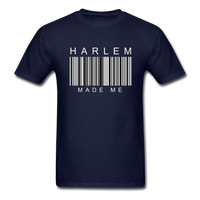 HARLEM MADE ME Men's T-Shirt - navy