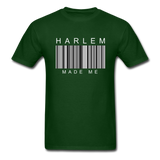 HARLEM MADE ME Men's T-Shirt - forest green