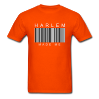 HARLEM MADE ME Men's T-Shirt - orange