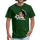 Say it loud T-Shirt - forest green