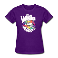 Women's I Stay WEED Ready T-Shirt - purple