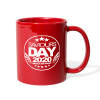 SAVIOURS DAY 2020 FULL Color Mug - red
