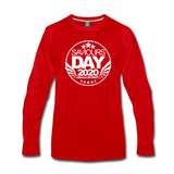 SAVIOURS DAY 2020 Premium Long Sleeve T-Shirt - red