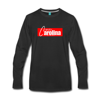 Im So Carolina Premium Long Sleeve T-Shirt - black