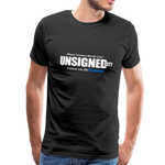 UNSIGNED CITY Premium T-Shirt - black