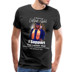 The Latifah Wali Scholarship Fund Premium T-Shirt - black