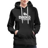 Women's Dj Ron G is My Favorite DJ Hoodie - black