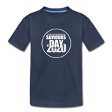 CHILDRENS SAVIOURS DAY 2020 Premium T-Shirt - navy