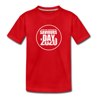 CHILDRENS SAVIOURS DAY 2020 Premium T-Shirt - red