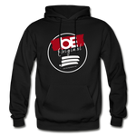 BE ORIGINAL WEAR Heavy Blend Adult Hoodie - black