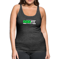 God FIT ACTIVEWEAR   Premium Tank Top - charcoal gray
