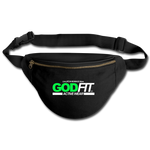 God FIT ACTIVEWEAR Fanny Pack - black