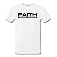 FAITH Premium T-Shirt - white