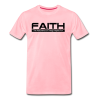FAITH Premium T-Shirt - pink