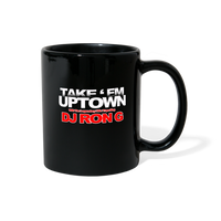 Take em UPTOWN  Color Mug - black