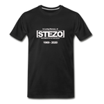 In Loving memory of Stezo Premium Organic T-Shirt - black