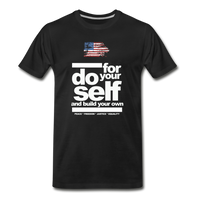 do for self Premium T-Shirt - black
