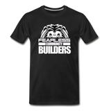 FEARLESS COMMUNITY BUILDERS Premium T-Shirt - black