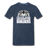 FEARLESS COMMUNITY BUILDERS Premium T-Shirt - navy